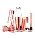 Gift Copper Cocktail Set