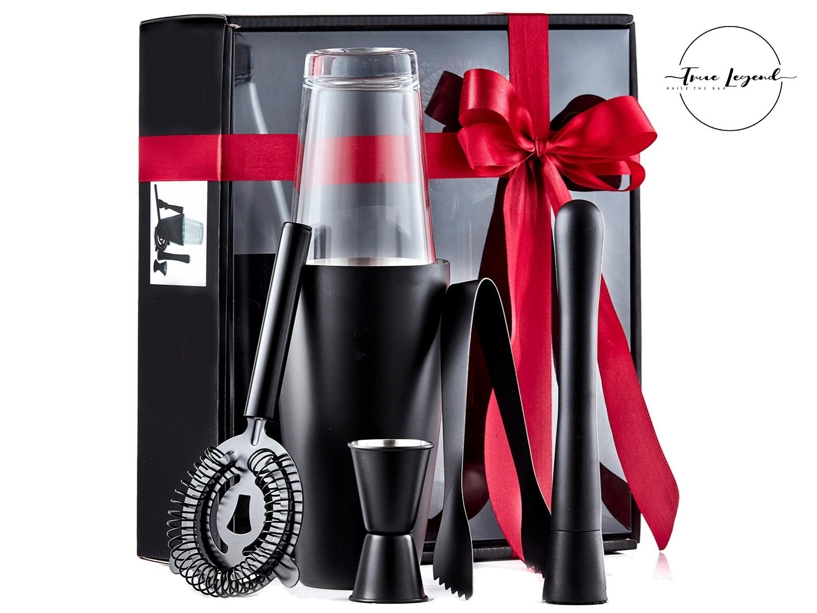 Black Beauty Cocktails Set
