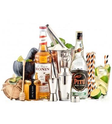 Honey Caipirinha Cocktails Party