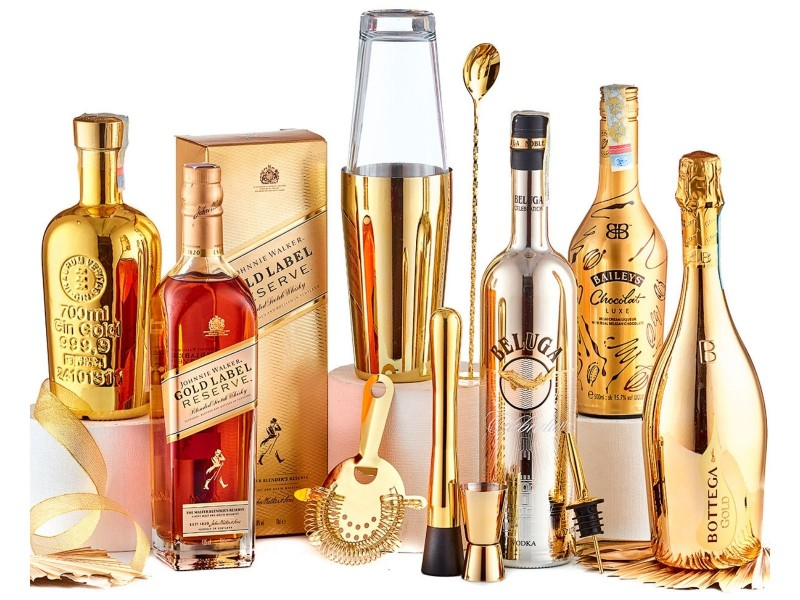 Gold Collection Cocktail Party