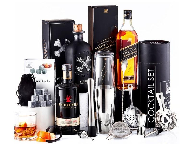 Elegant Black Collection Cocktail Party