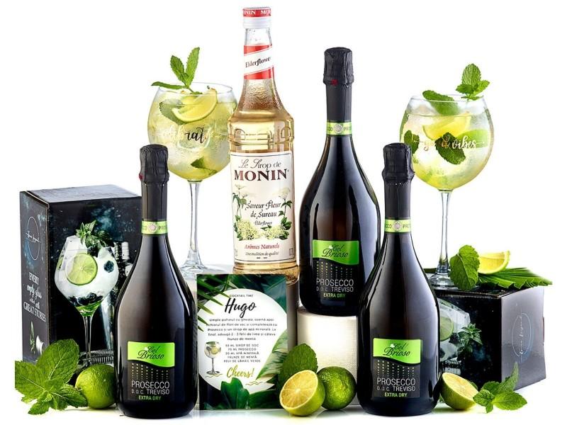 Fresh Hugo Celebrate Cocktail Party