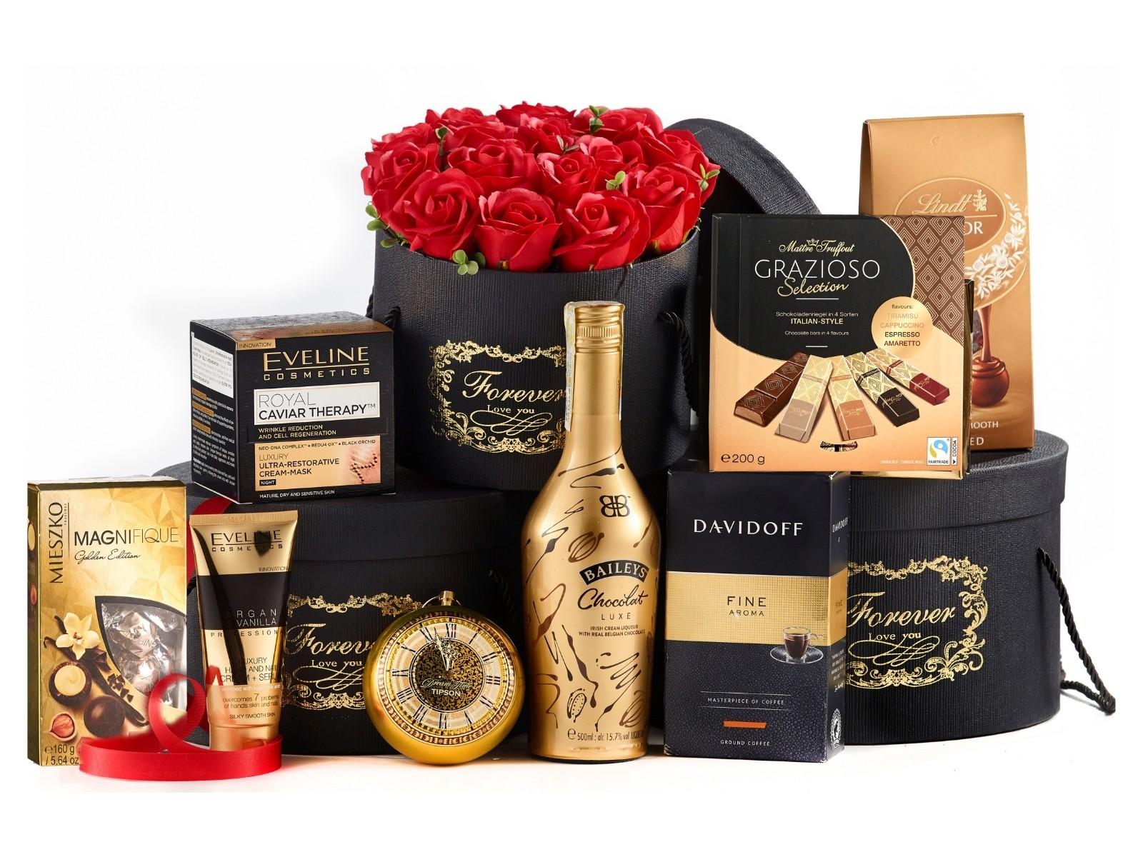 Set Cutii Cadou Baileys Chocolat Luxe