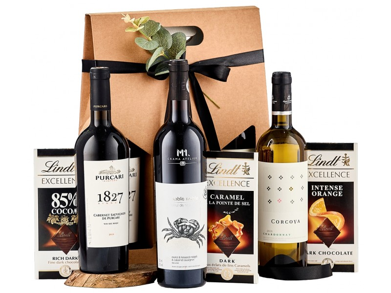 Cadou Paste Wine Collection