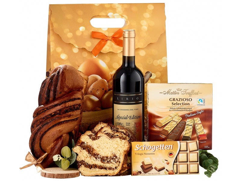 Cadou Paste Festive Holiday